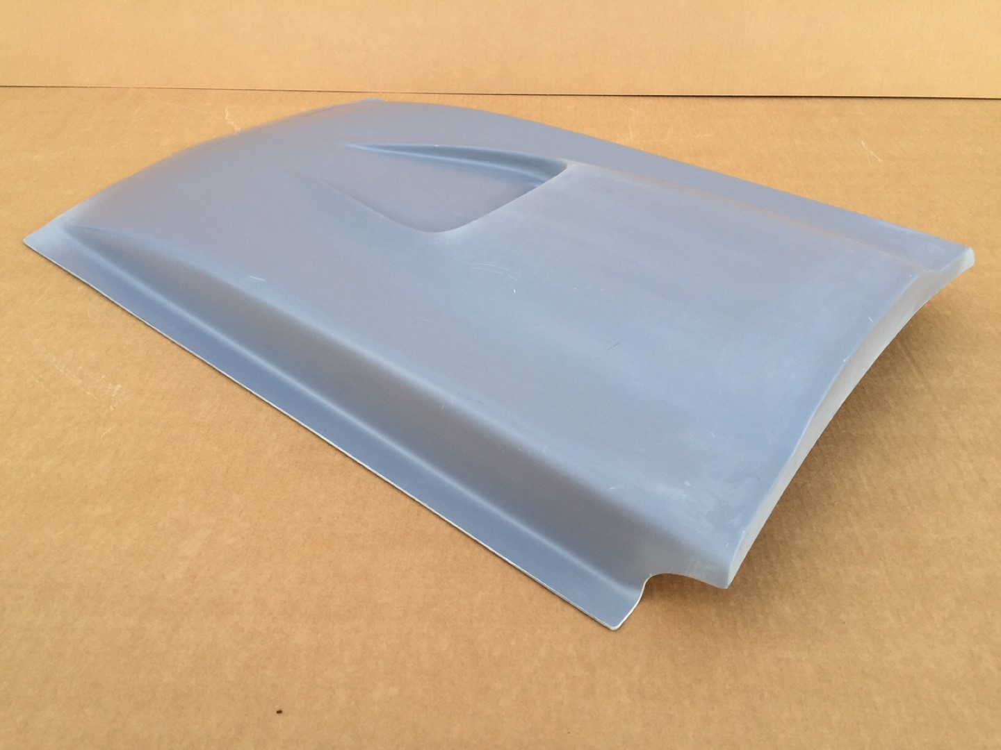 Cowl Induction Hood Scoops : Mini ss cowl induction hood scoop universal mustang