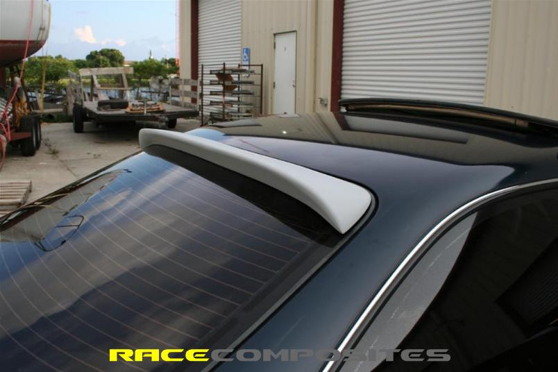 Racecomposites Sc300 Window Spoiler